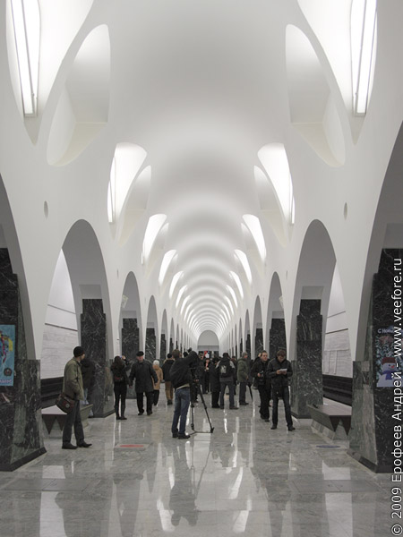 станция метро волоколамская
